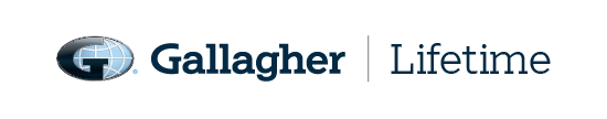 Gallagher Lifetime Logo