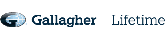 Lifetime Gallagher logo